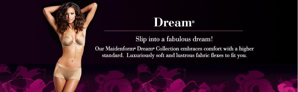 NEW OPEN LUXURIOUSLY SOFT VARIETY MAIDENFORM 3 PACK DREAM BOYSHORTS 3 PAIR