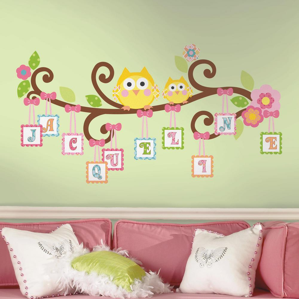roommates wall decor shenra com amazon com roommates rmk2079gm scroll tree letter branch peel and