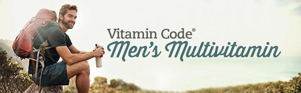 vitamin code mens multivitamin