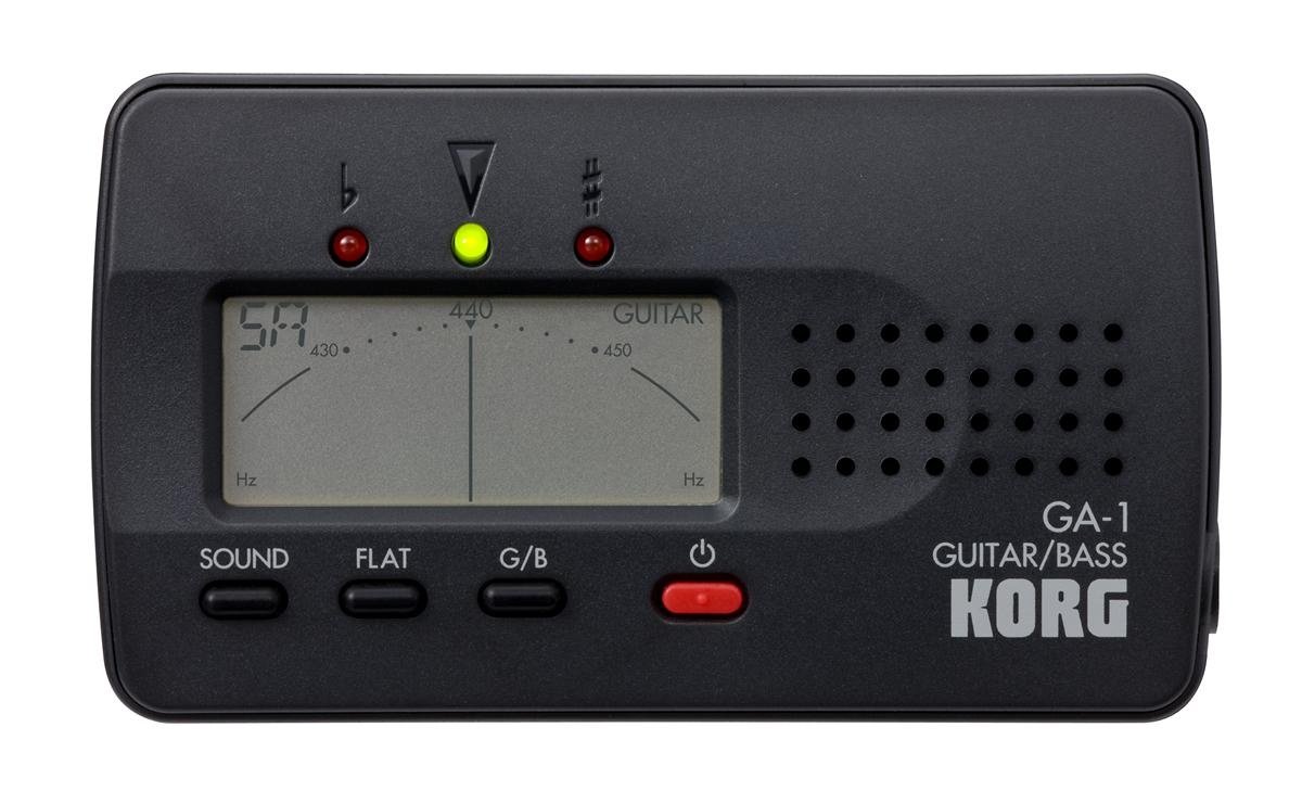 Amazon.com: Korg GA1 Guitar and Bass Tuner: Musical Instruments