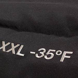 teton sports canvas sleeping bag outfitter xxl
