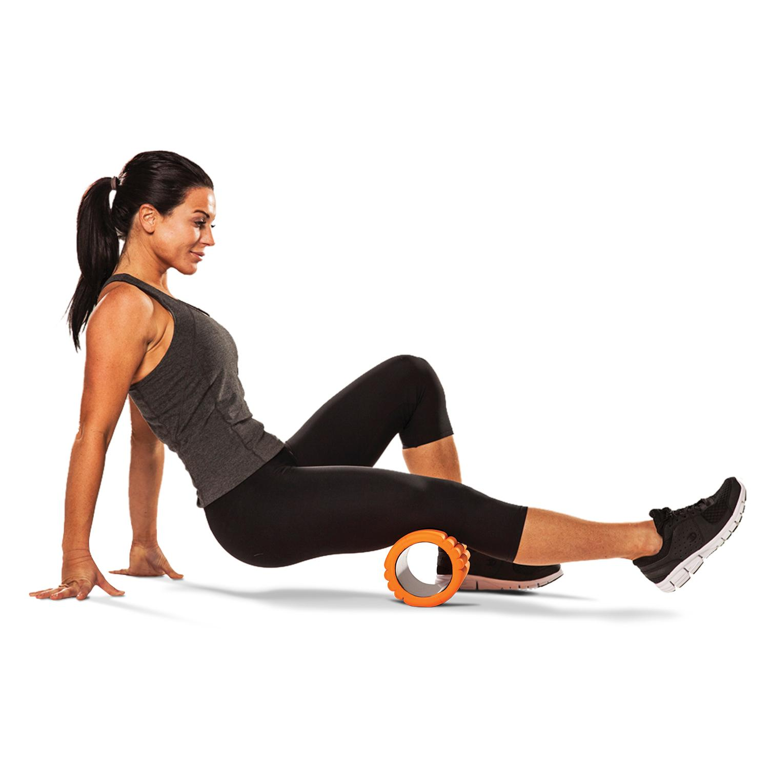Amazon.com: TriggerPoint GRID Foam Roller with Free Online ...