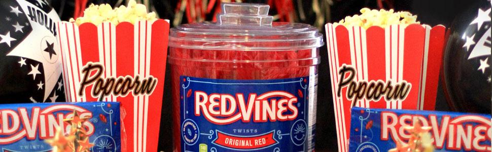 Red Vine Licorice Candy