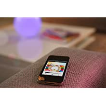smart phone; device; hue app