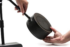 solomon mics lofreq sub microphone black musical instruments. Black Bedroom Furniture Sets. Home Design Ideas