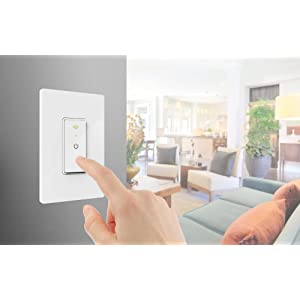 Ankuoo Smart Wifi Light Switch With Remote Control And