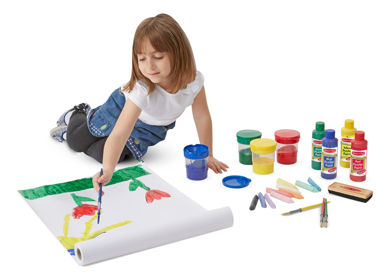 Amazon Com Melissa Amp Doug Easel Accessory Set Paint