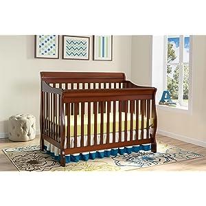 crib, convertible, nursery, furniture, canton, sleigh, traditional, timeless, delta, children, safe