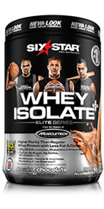 Whey Isolate Plus