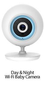 Wi-Fi Baby Camera
