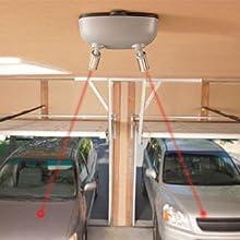 laser parking guide, garage parking assist, B0008D6NK0, B000F6F99G, B007YX9P6Q, B00NUCJ948