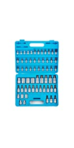 60 Piece Star/E-Socket Set