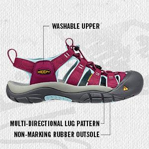 Amazon.com: KEEN Women\u0026#39;s Newport H2 Sandal: Shoes