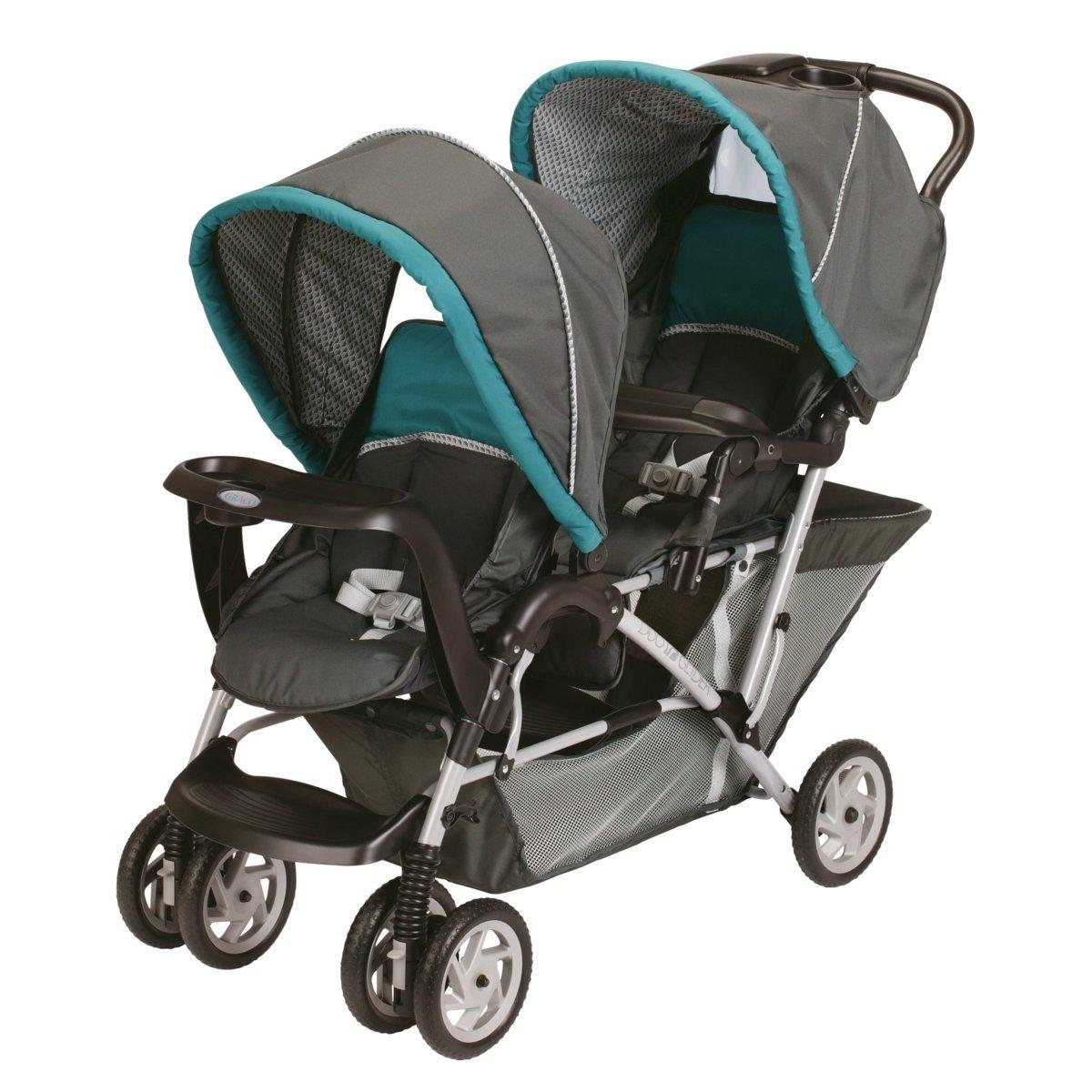 Amazon.com : Graco DuoGlider Classic Connect Stroller, Dragonfly ...