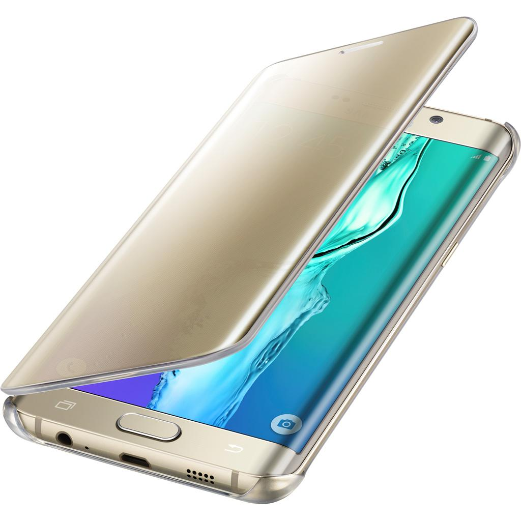 Samsung galaxy s6 edge plus case s view clear for Housse galaxy s7
