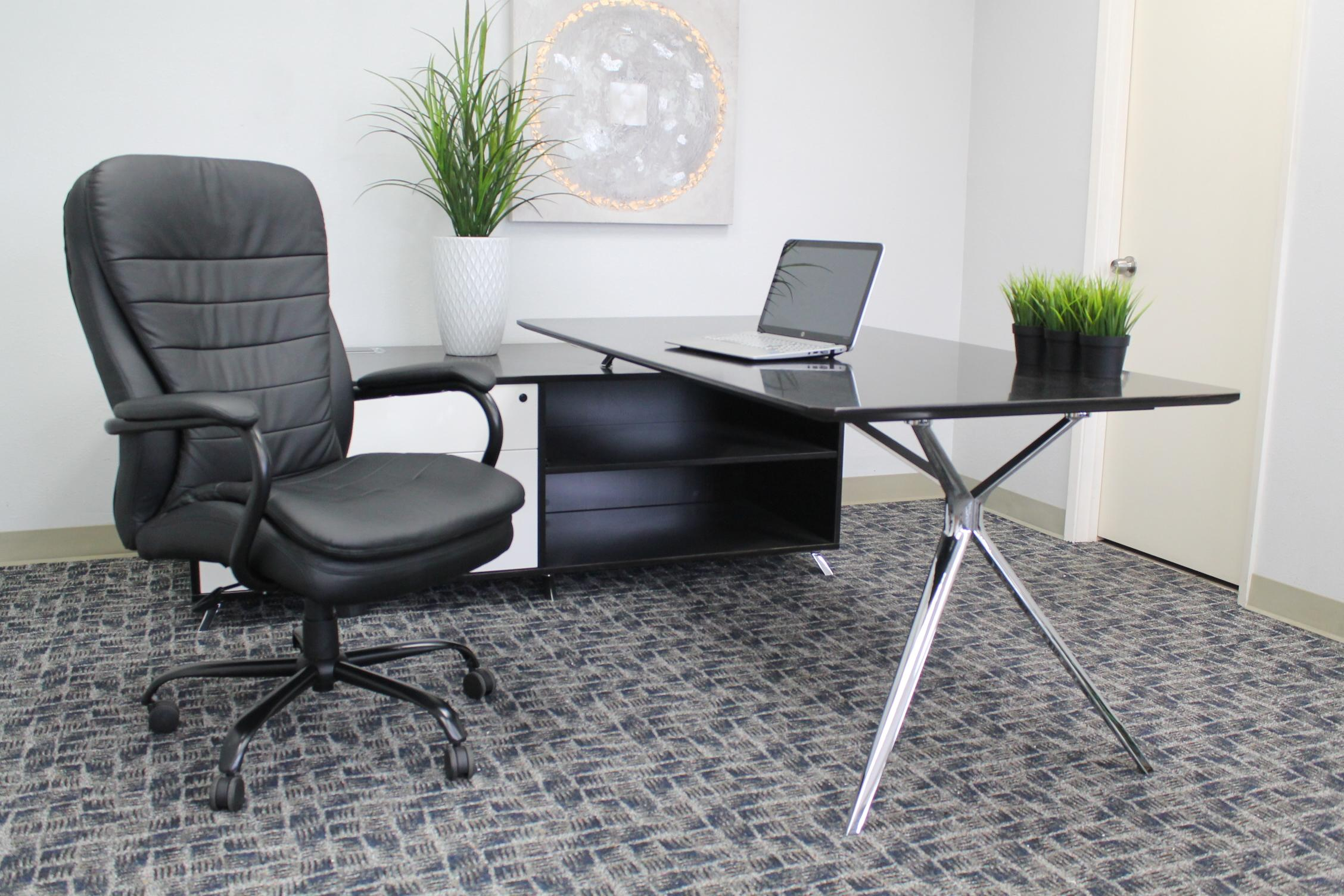 Boss Office Products B991 Bb Heavy Duty Double Plush Leatherplus Chair With 350lbs