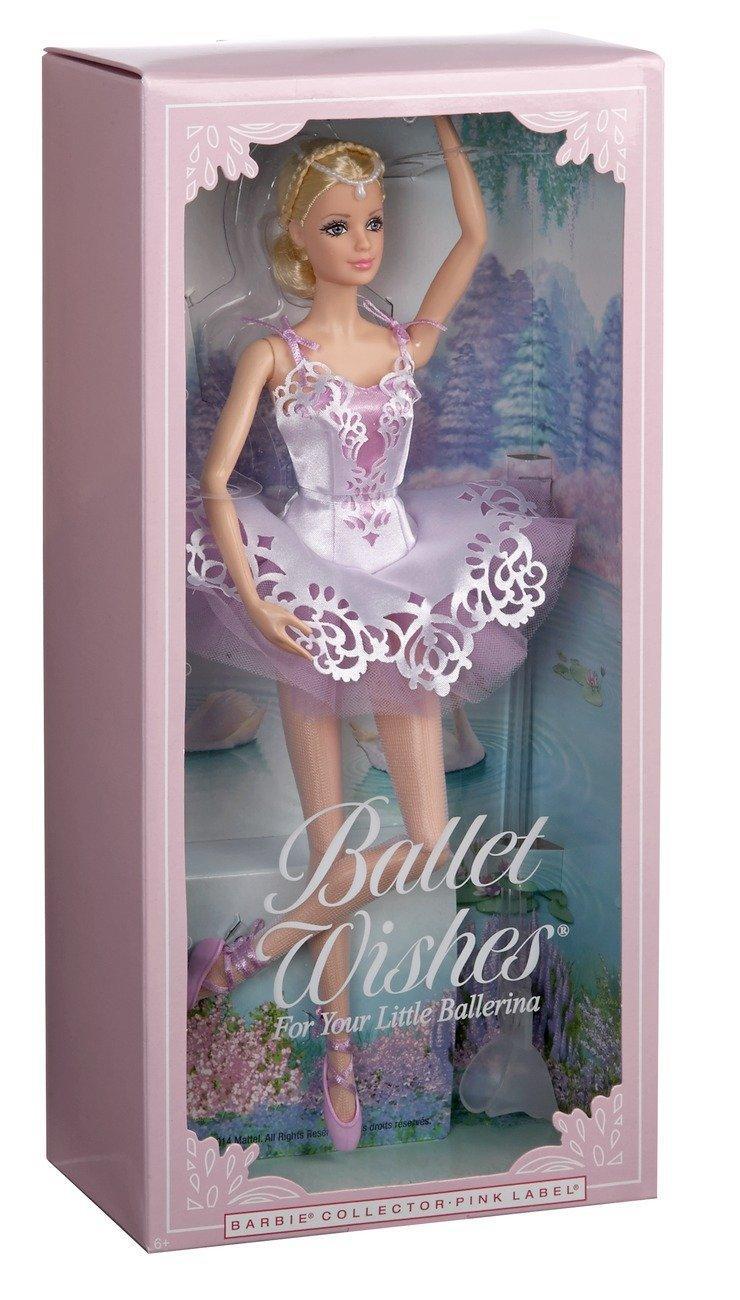amazoncom barbie 2015 collection ballet wishes ballerina