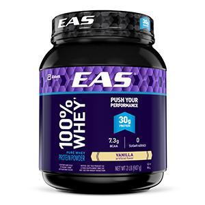 EAS 100% Whey Protein Powder