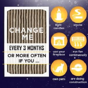 Change Your Filter