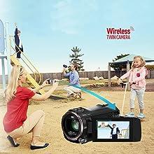 HC-V770 Wireless Twin Camera