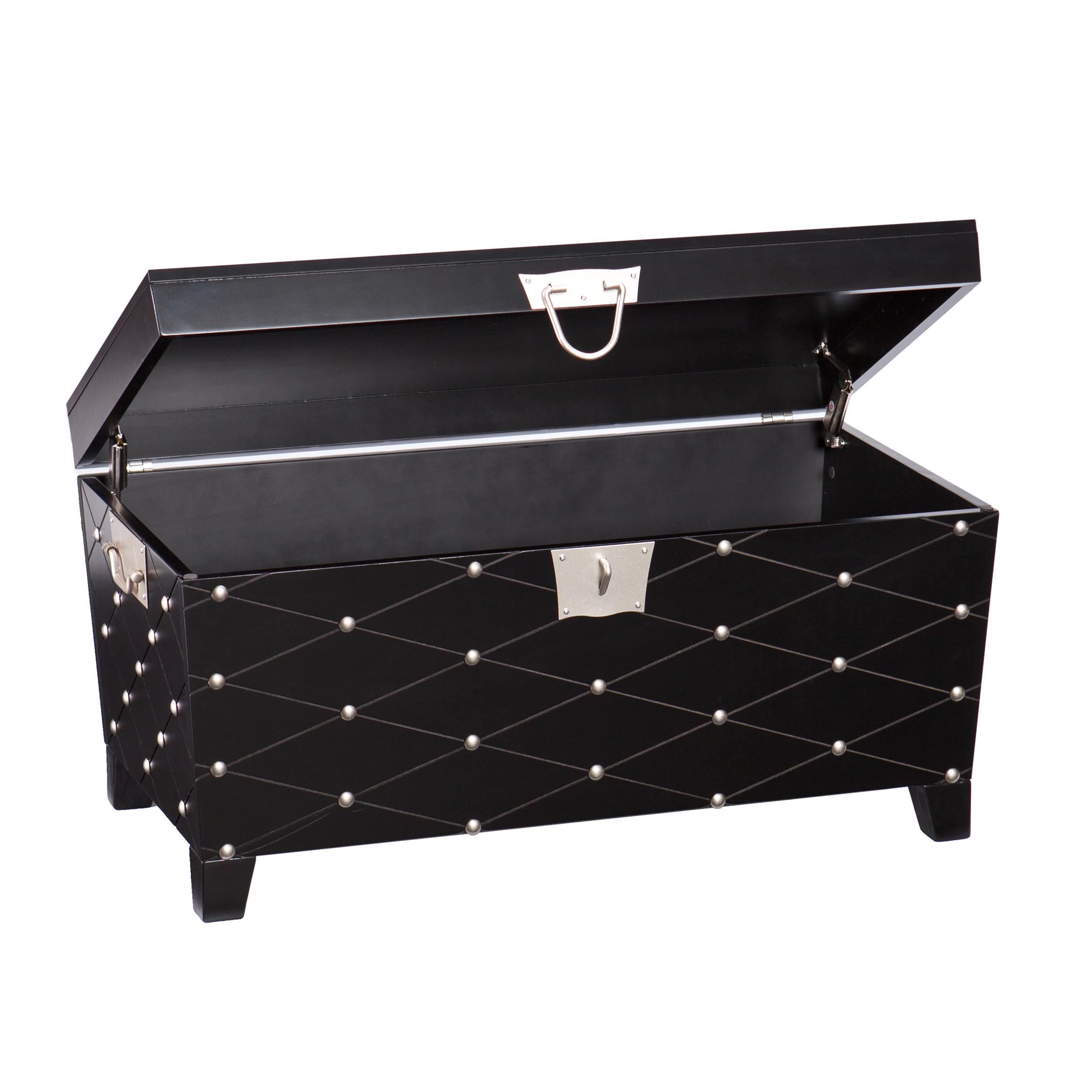 Amazon.com: Nailhead Cocktail Table Trunk