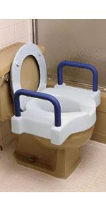 Amazon Com Sp Ableware Tall Ette Elevated Toilet Seat