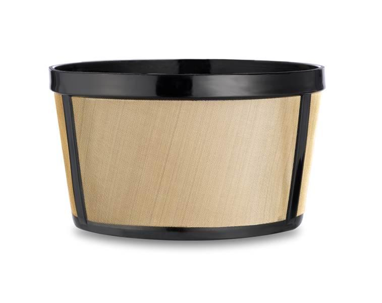 One Cup Coffee Maker With Permanent Filter : Amazon.com: Medelco 4-Cup Permanent Basket Coffee Filter: Kitchen & Dining