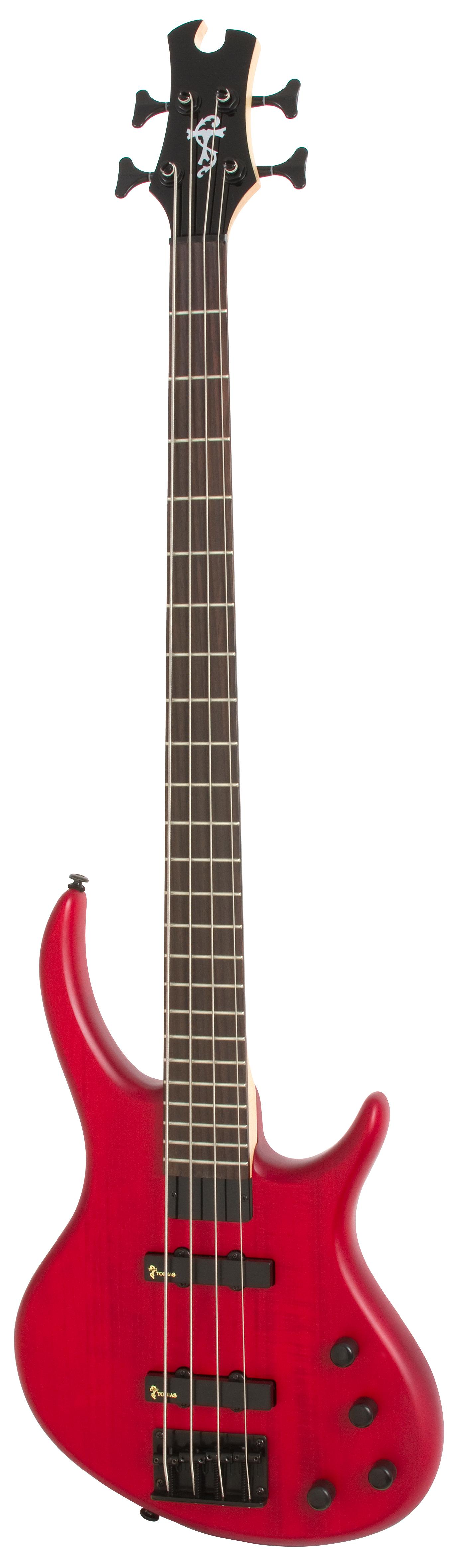 epiphone toby standard iv 4 string electric bass