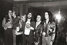 Mudcrutch with Denny Cordell, 1975: Danny Roberts, Cordell, Petty, Benmont Tench, Randall Marsh, Mik