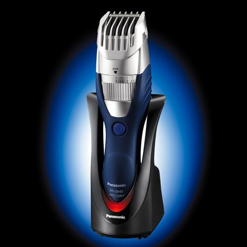 panasonic milano all in one trimmer er gb40 s for beard and mustache with 19 trim. Black Bedroom Furniture Sets. Home Design Ideas