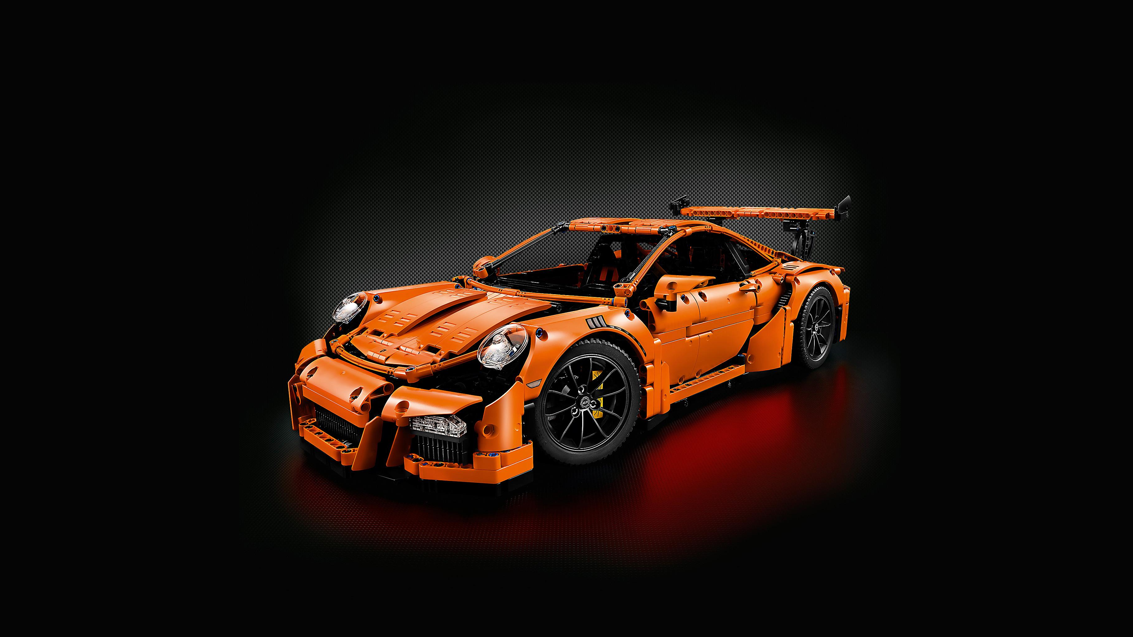 lego technic porsche 911 gt3 rs toys games. Black Bedroom Furniture Sets. Home Design Ideas