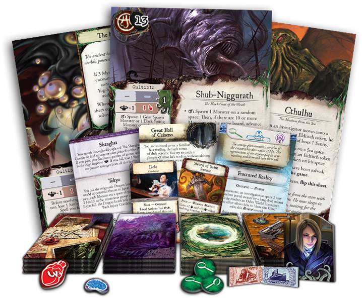 Image result for eldritch horror png