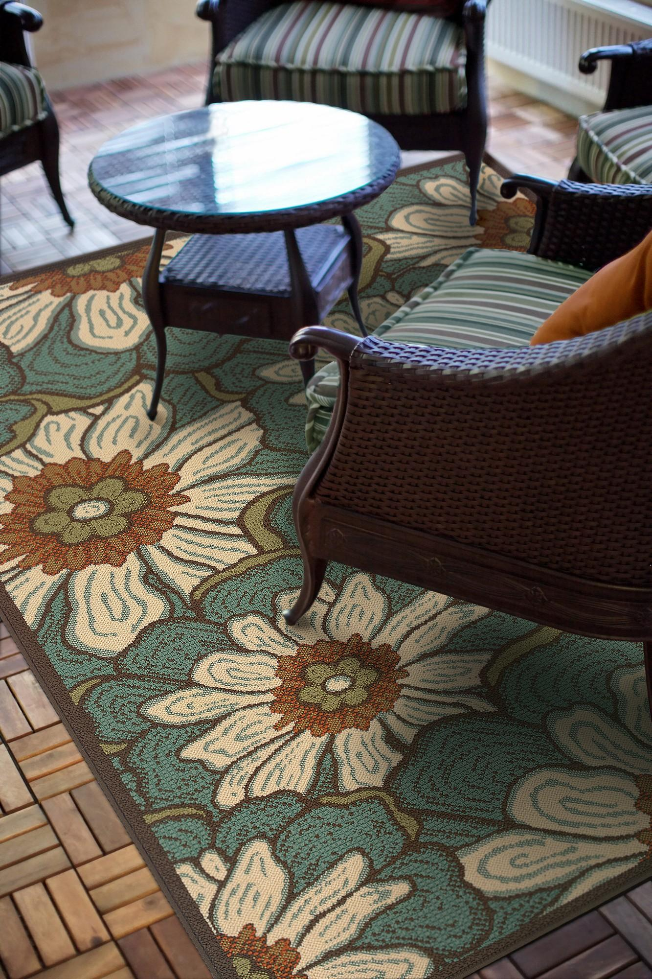 Amazon Granville Rugs Monterey Indoor Outdoor Area