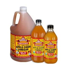 Amazon.com : Bragg Apple Cider Vinegar, 16 Ounce (Pack of