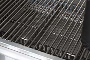 16 Gauge 304 Stainless Steel. The Bull Bison grill ...