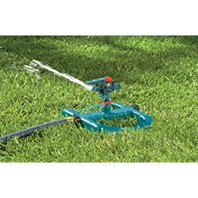 Amazon.com: Gilmour 200 gmbp Poly Head/Sled Base Sprinkler ...