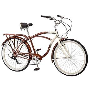 Schwinn, Sanctuary 7, Cruiser Bike, Commuter Bike, Comfort Bike, Fitness Bike