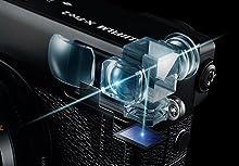 Advanced Hybrid Multi Viewfinder