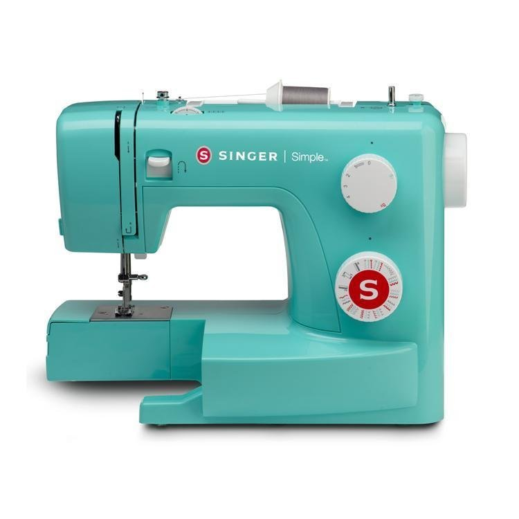 cute new aqua teal retro sewing machines: new colorful retro style sewing machines by singer for under $100. An aqua, pink or butter yellow sewing machine!