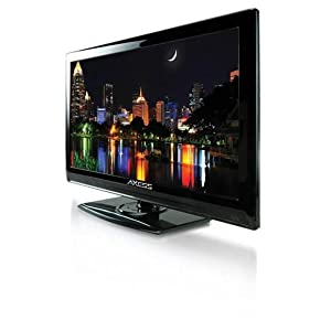 axess tv1701 24 24 inch 1080p led hdtv features 12v car cord technology vga hdmi. Black Bedroom Furniture Sets. Home Design Ideas