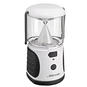 mr beams ultrabright lantern, bright led lantern, battery powered camping lantern
