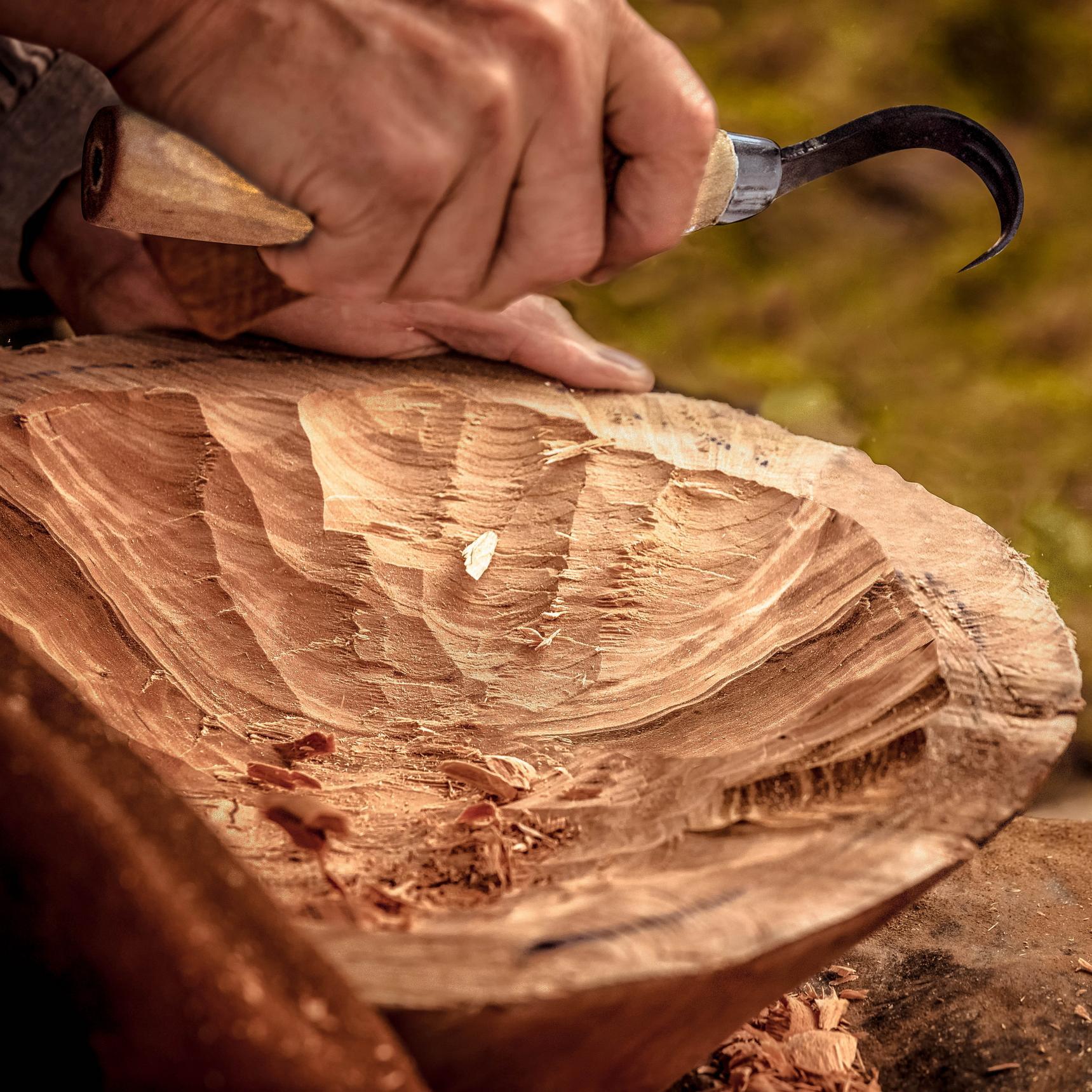 Amazon Com Morakniv Wood Carving 164 Hook Knife With