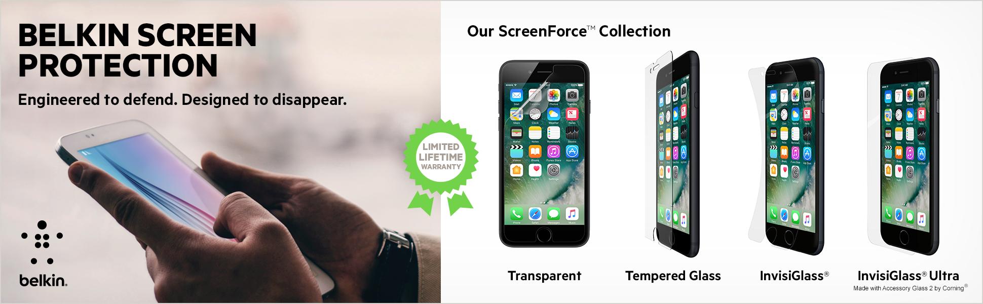 Belkin Ultra Screen Protector Glass Review
