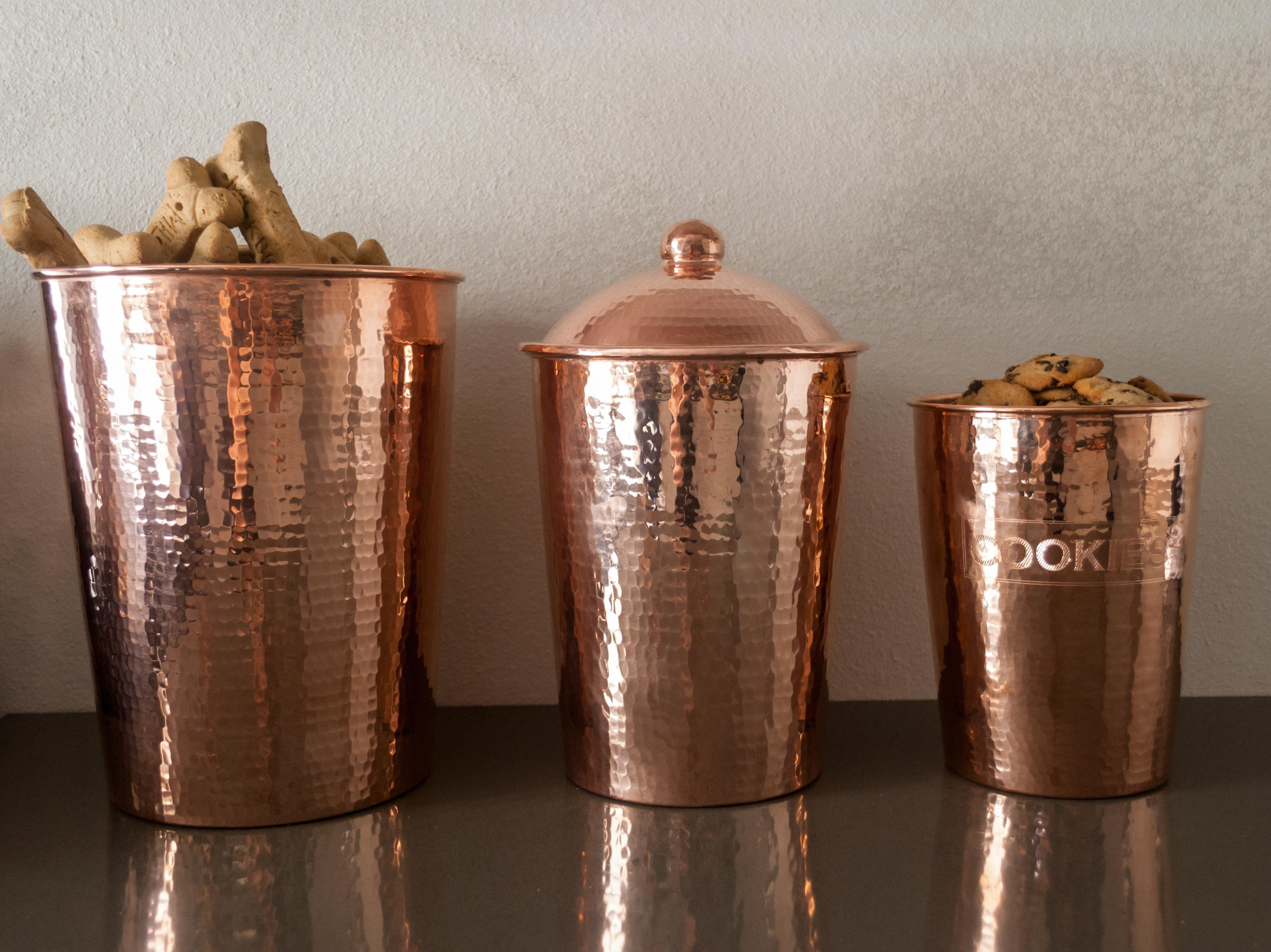 sertodo copper hand hammered pure copper kumran