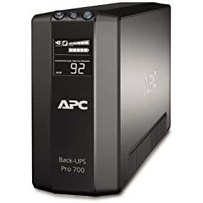 APC Back-UPS Pro BR700G battery power supply Schneider Electric