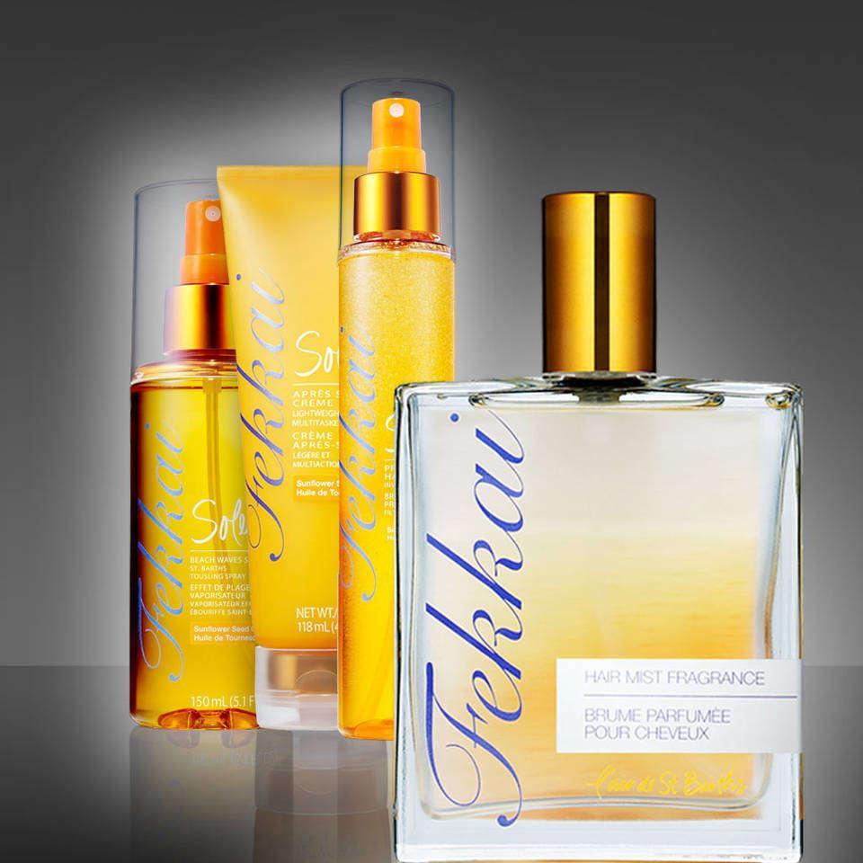 Amazon Com Fekkai Soleil Hair Fragrance Mist L Air De St