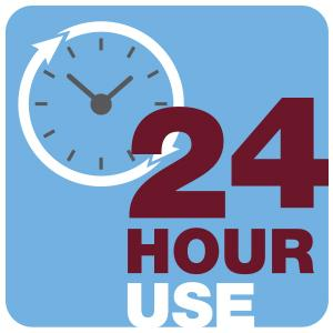 Amazon Com Ofm 24 Hour Big And Tall Ergonomic Task Chair