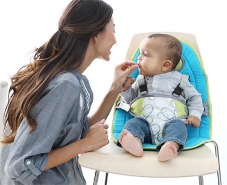 Amazon Com Baby S Journey Babysitter High Chair Pad