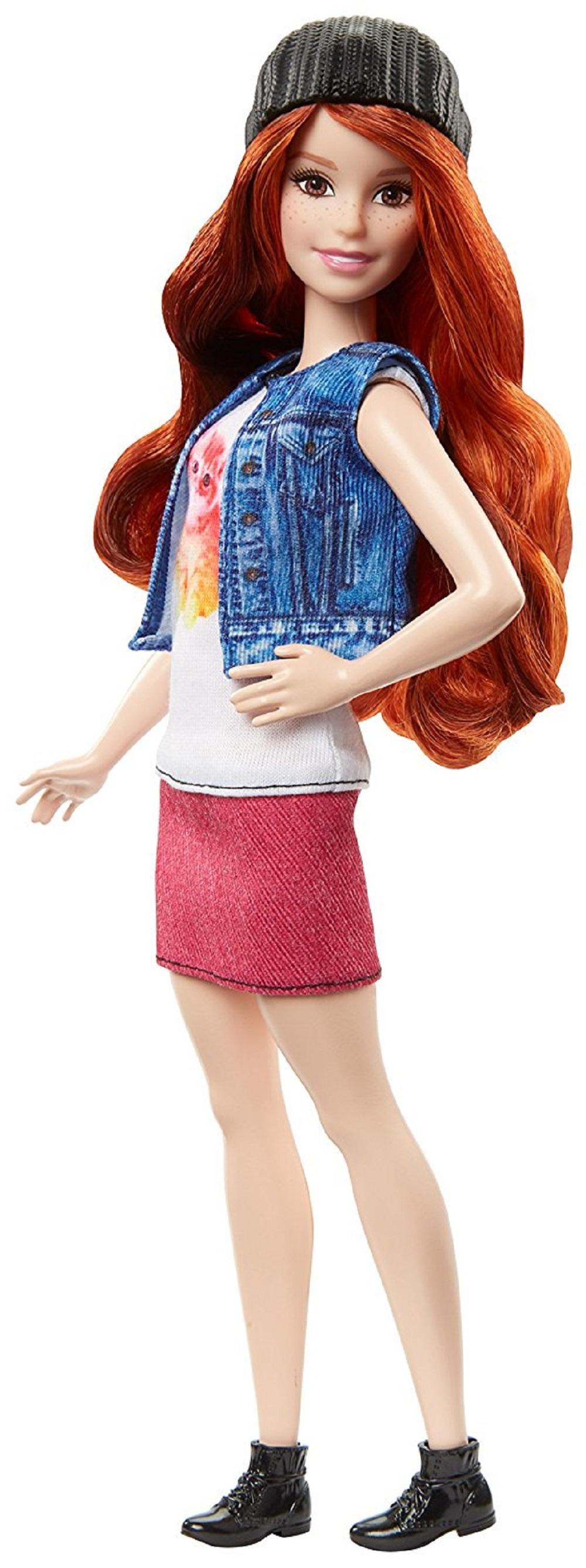 The Fashionomist The Hemline Index: Amazon.com: Barbie Fashionistas Doll 47