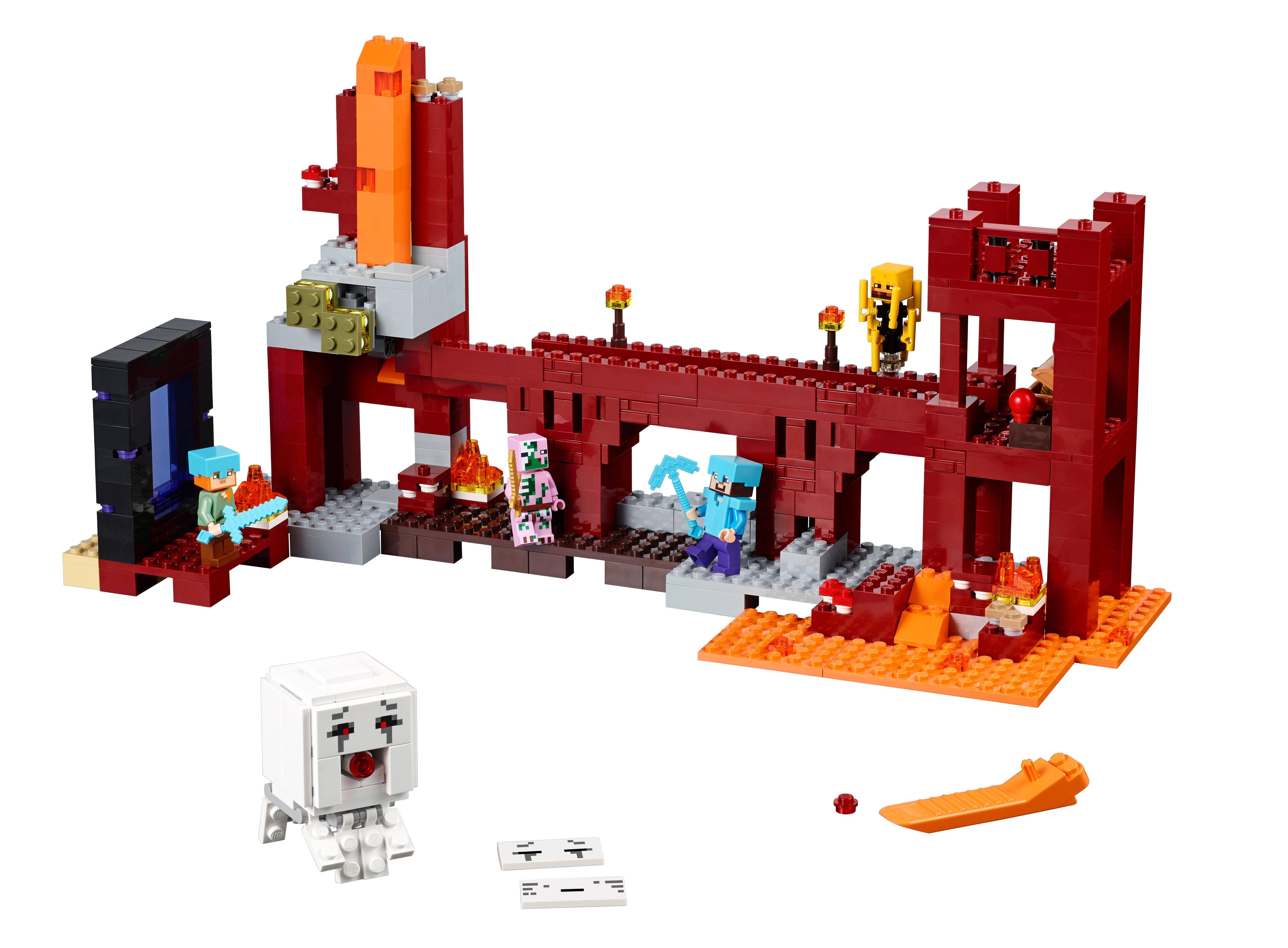 лего майнкрафт купить в китае #8